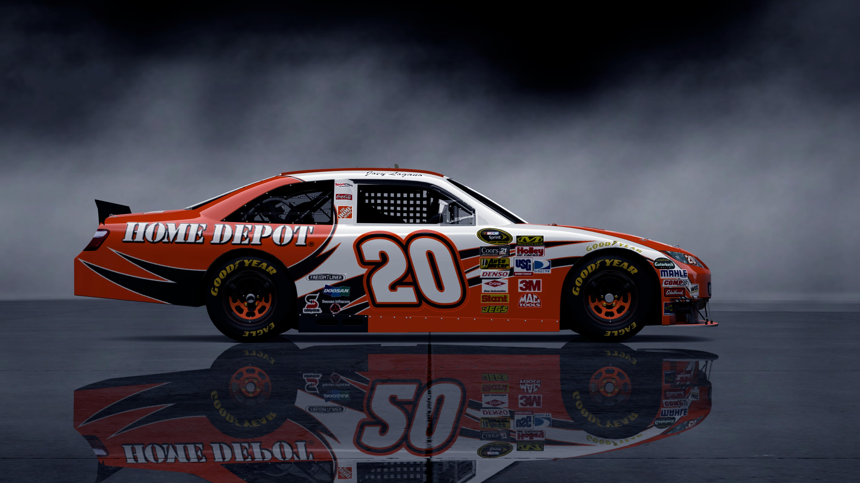 Nascar Racing Games >> Gran Turismo 5 - 18 Megapixel NASCAR Previews   VirtualR ...