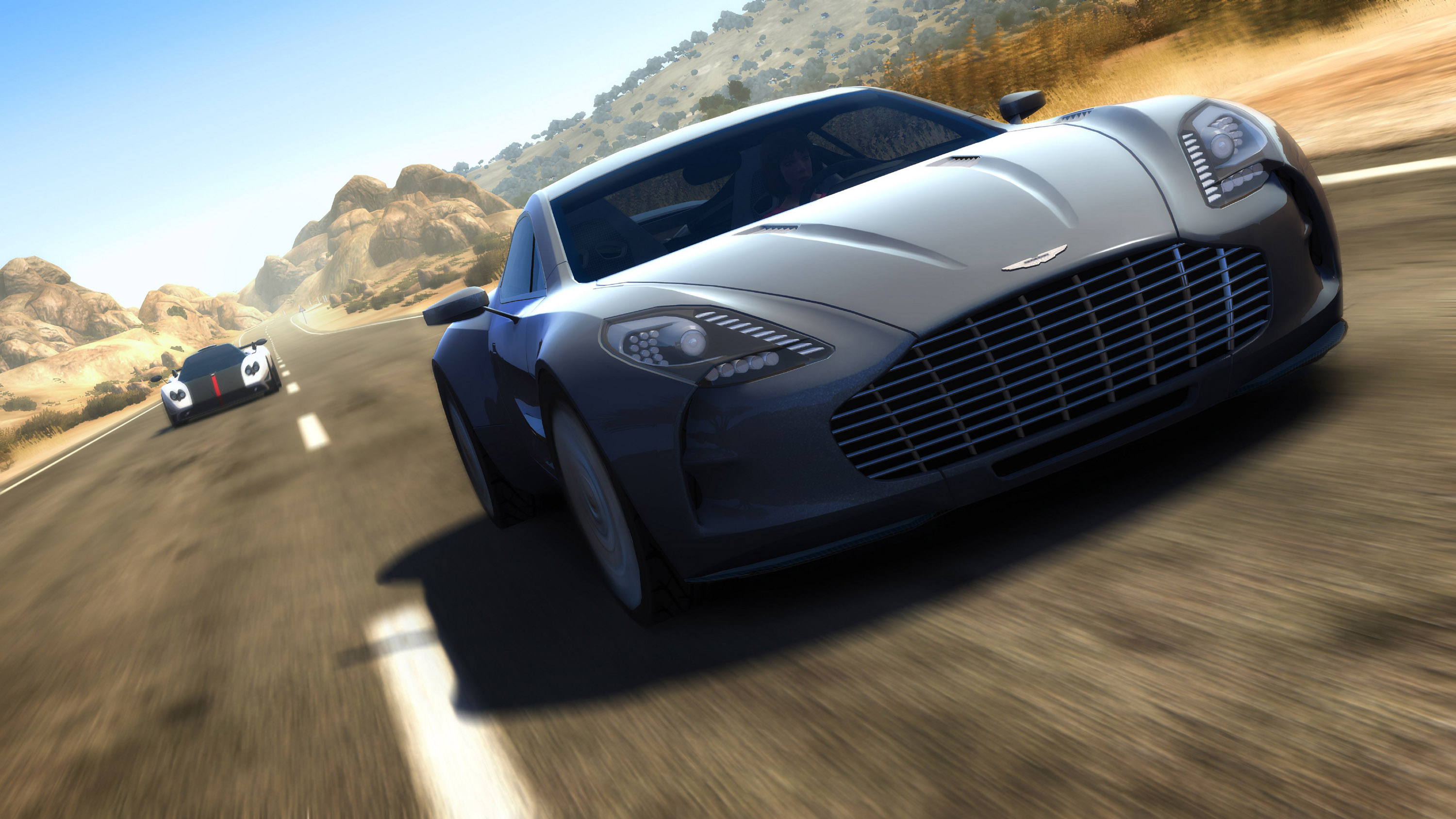 test drive unlimited 2 aston martin one 77 previews sim racing news. Black Bedroom Furniture Sets. Home Design Ideas