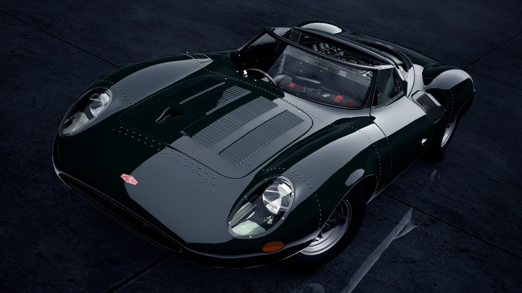 Jaguar Xj13. Subscribe via: