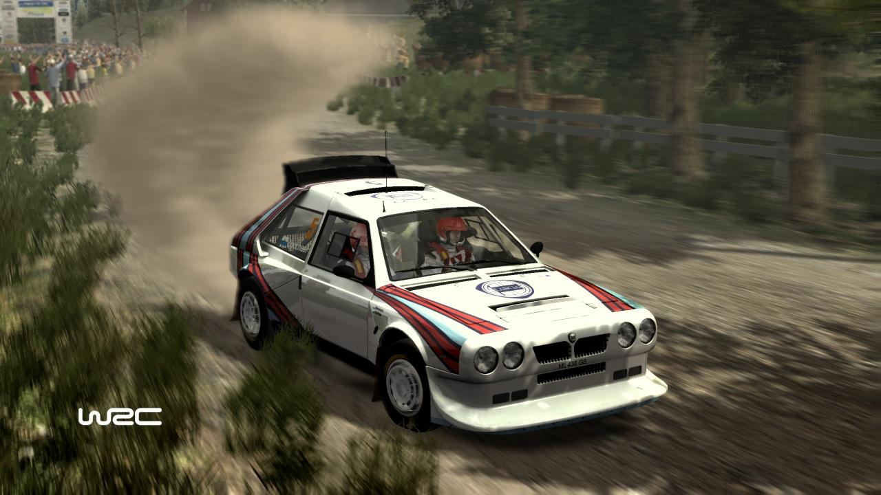 World Rally Championship – Group B DLC Pack Announced