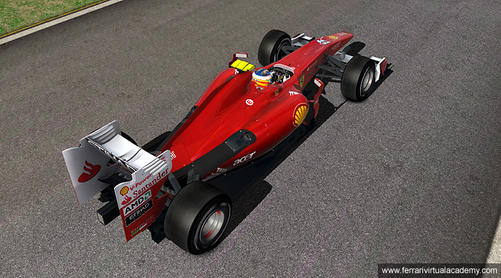 Ferrari has announced their Virtual Academy 2010, giving Formula One fans a