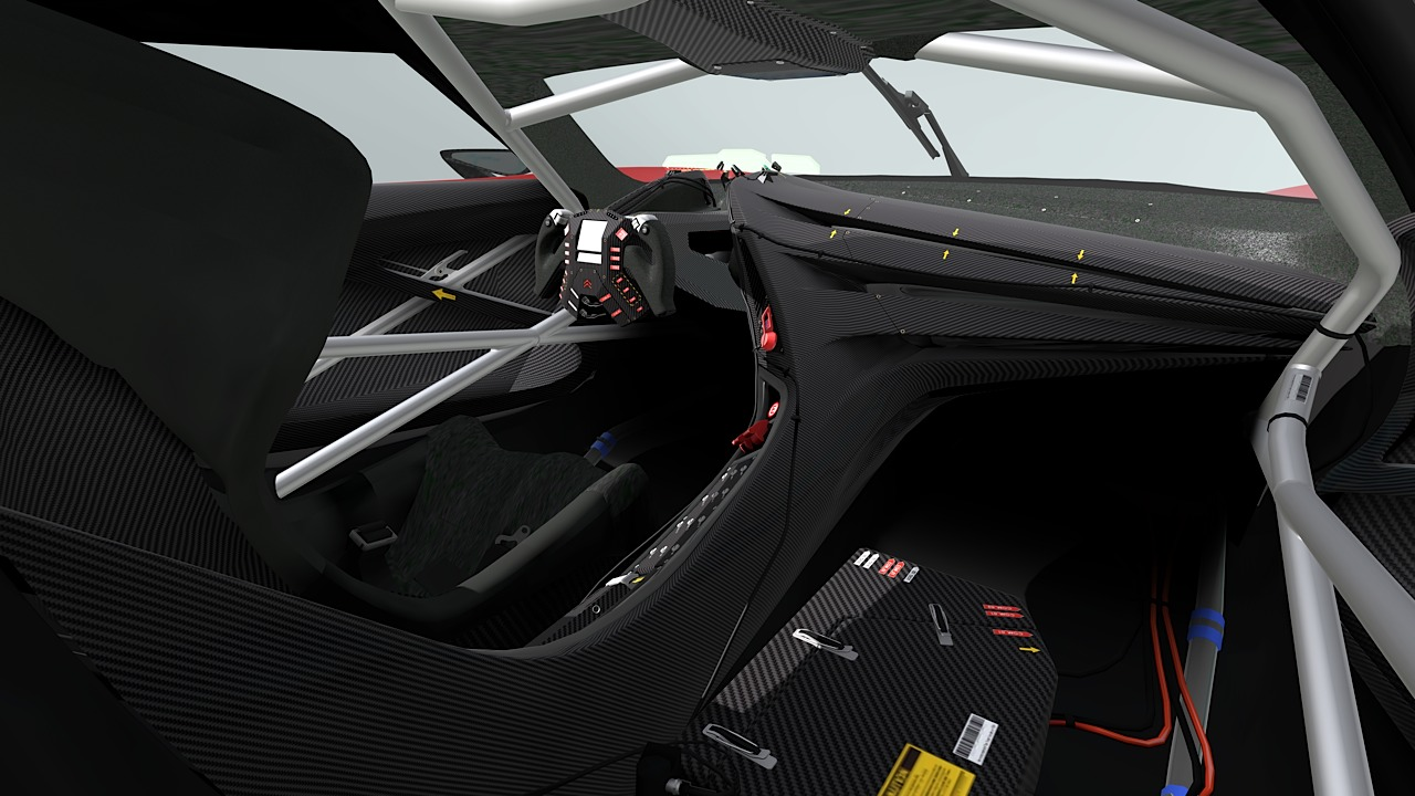 gran turismo 5 tokyo game show screenshots sim racing news. Black Bedroom Furniture Sets. Home Design Ideas