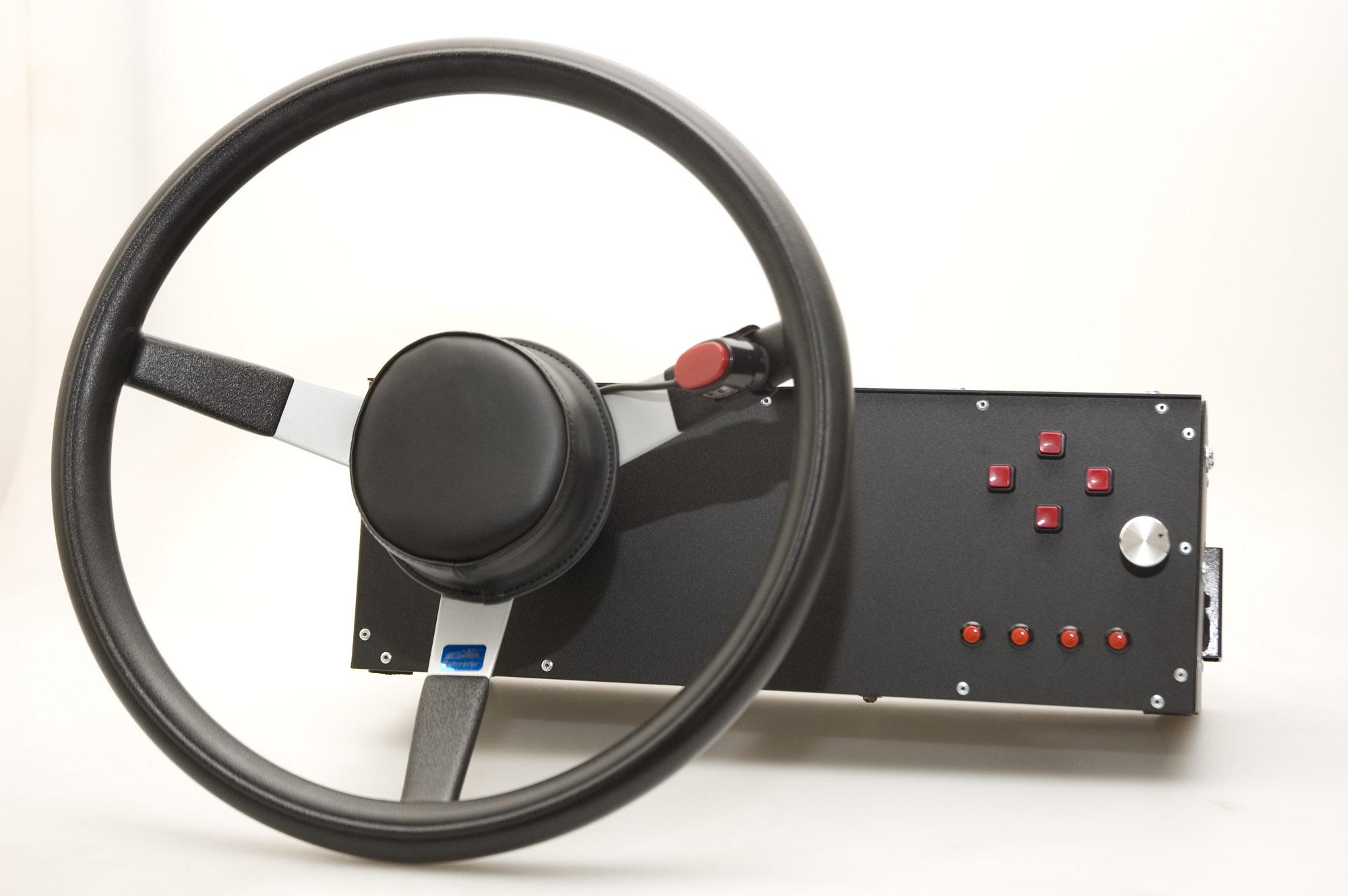 gorilla customs r series pro steering wheel unveiled. Black Bedroom Furniture Sets. Home Design Ideas