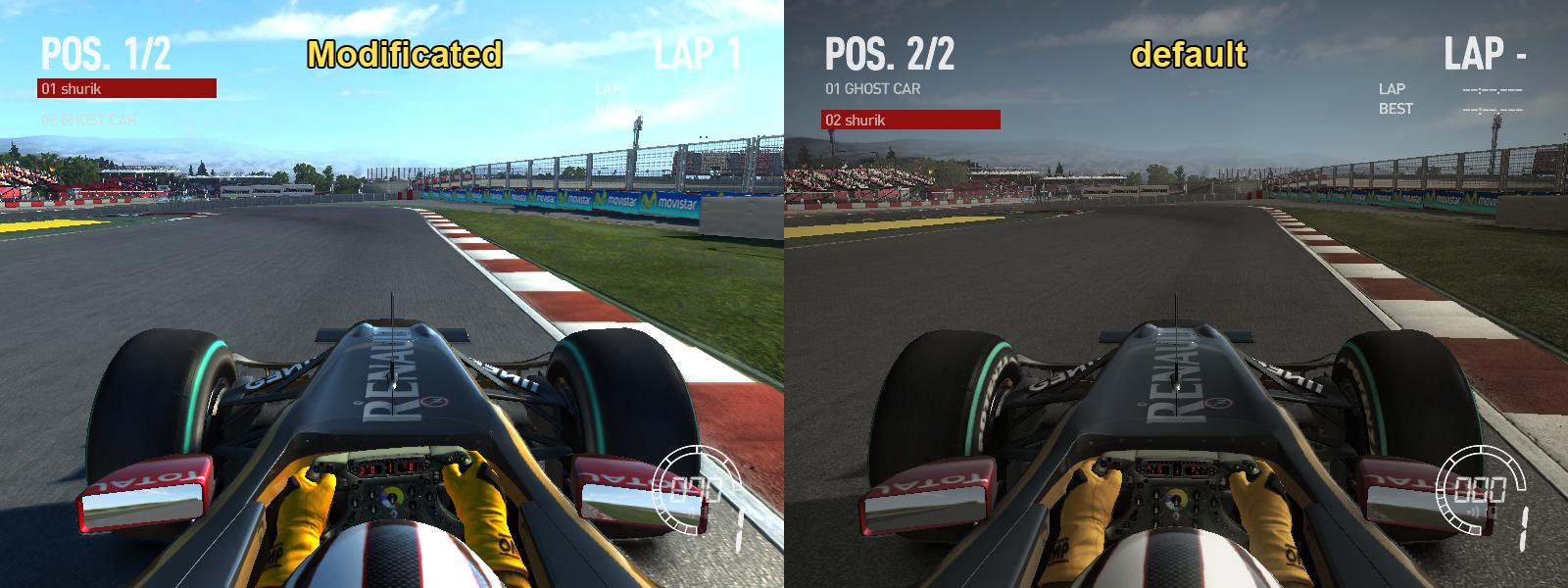 F1 2010 – Track Lighting Mod 0 1 Released – VirtualR net