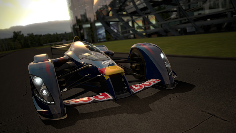 Gran Turismo 5 – Red Bull X1 Revealed + News Tidbits