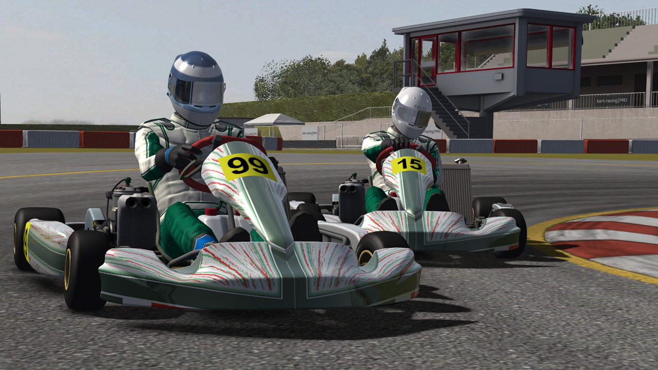 Kart Sim - Open Beta Starting In December