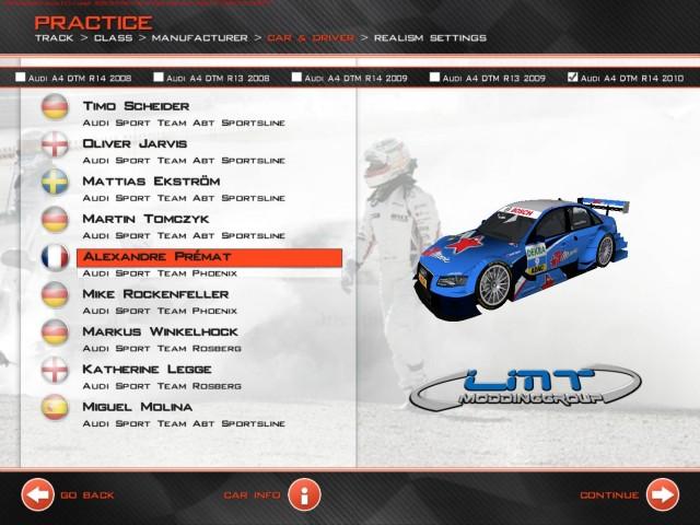 DTM 2008-2010 for GTR Evolution – Released – VirtualR net