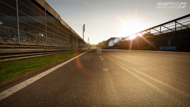 speed track racing