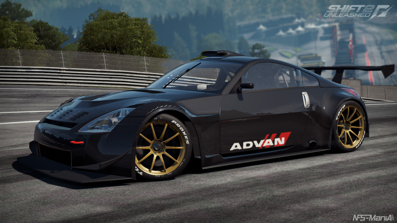 Need For Speed Shift 2 Nissan Previews Virtualr Net