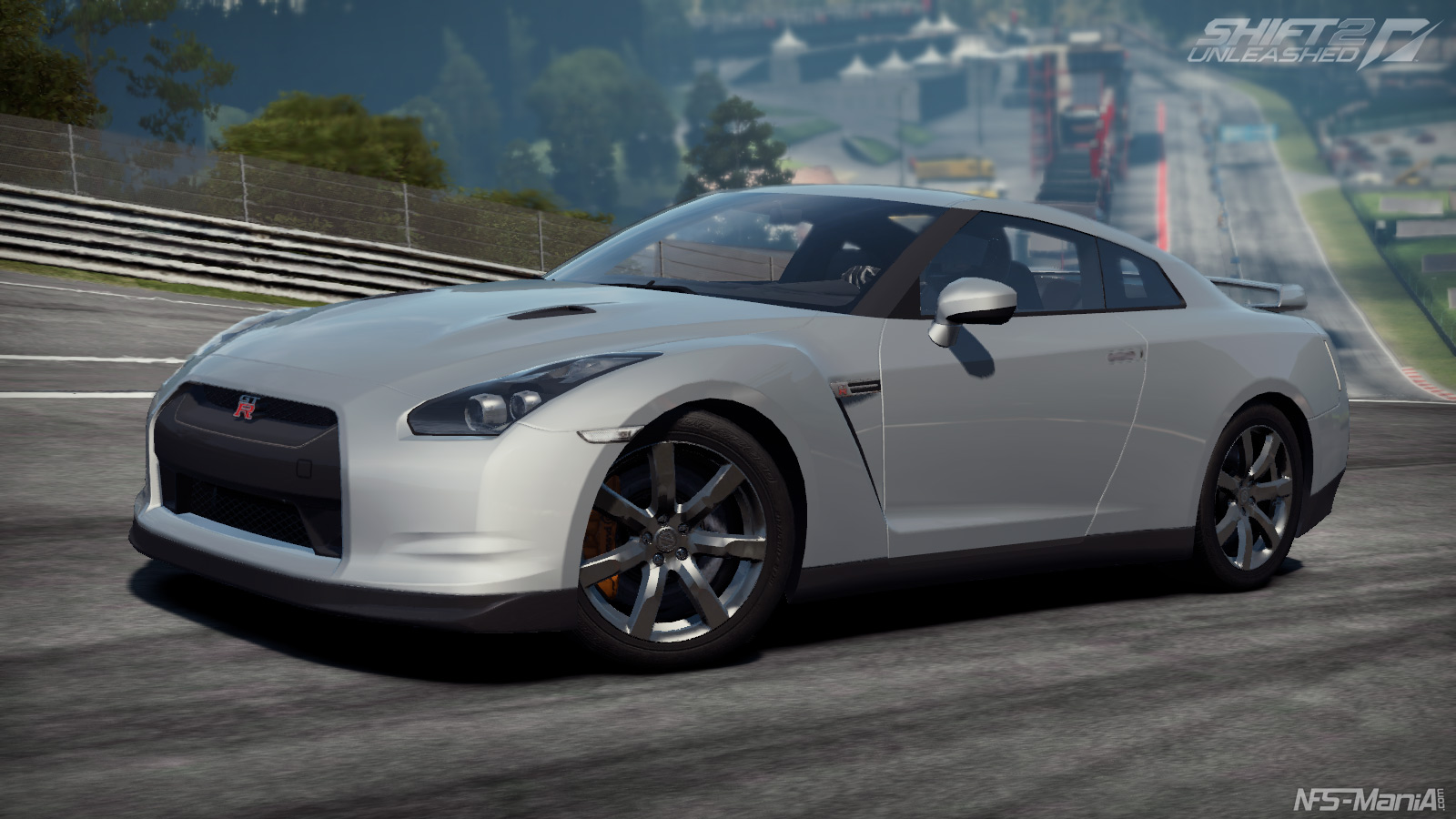 Need for Speed Shift 2 - Nissan Previews | VirtualR.net ...
