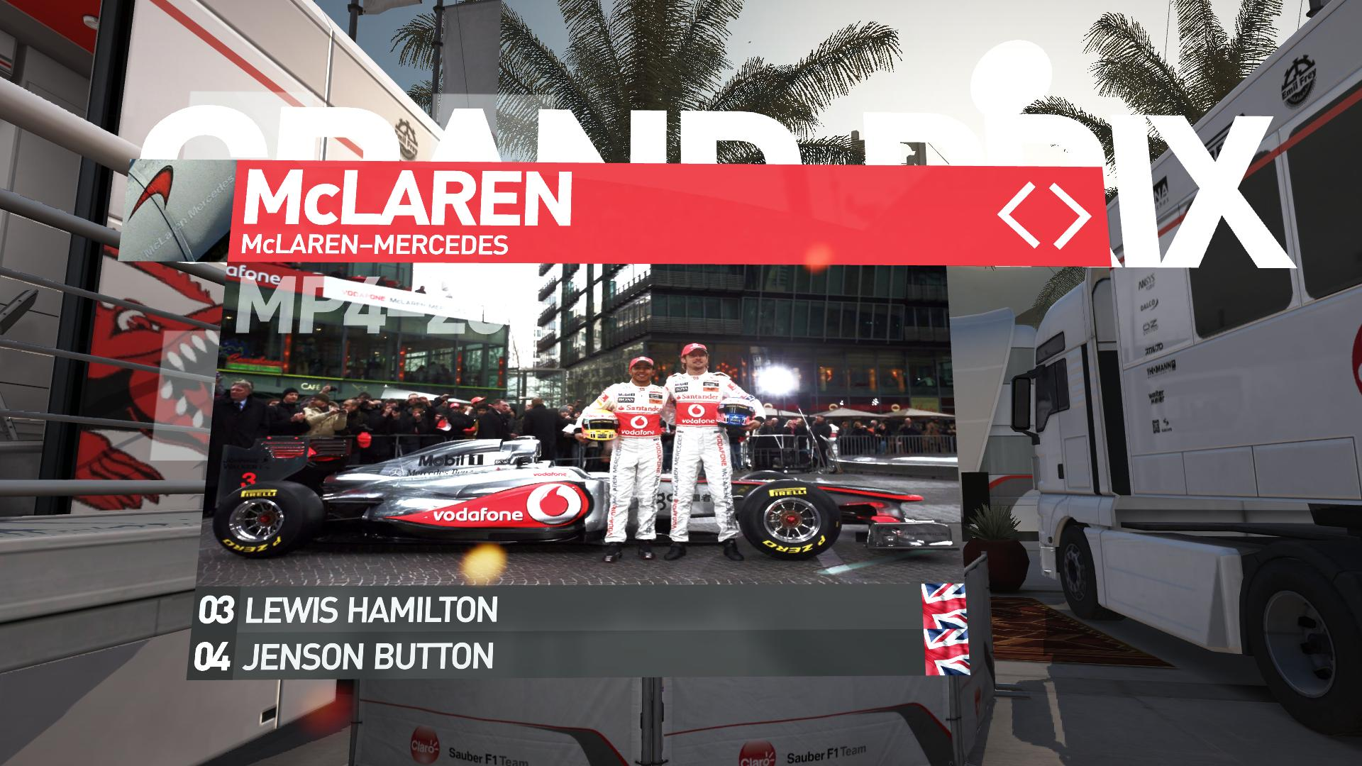March Comes In Like And Goes Out Like >> RDDev F1 2011 mod for F1 2010 – First Previews – VirtualR ...