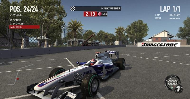 F1 2010 – RDDev 2009 Season Released – VirtualR net – 100
