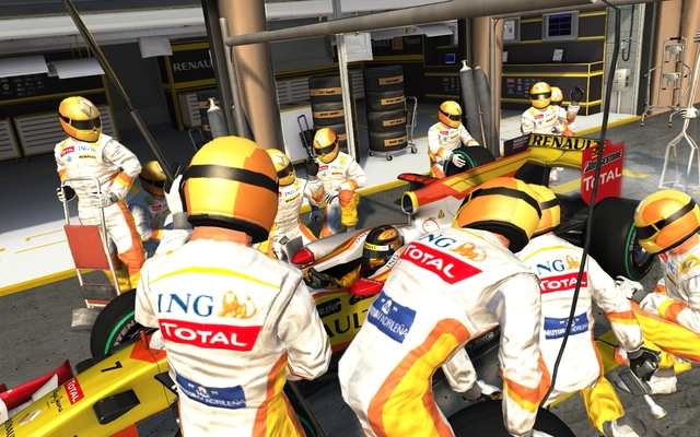 F1 2010 – RDDev 2009 Season Released – VirtualR net – 100