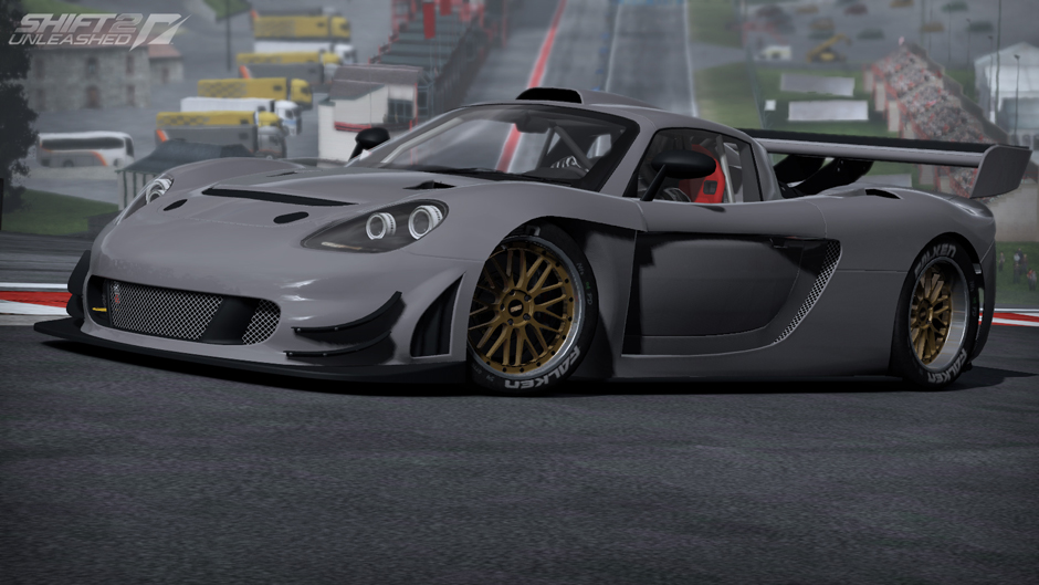 Need For Speed Shift 2 New Porsche Track Previews