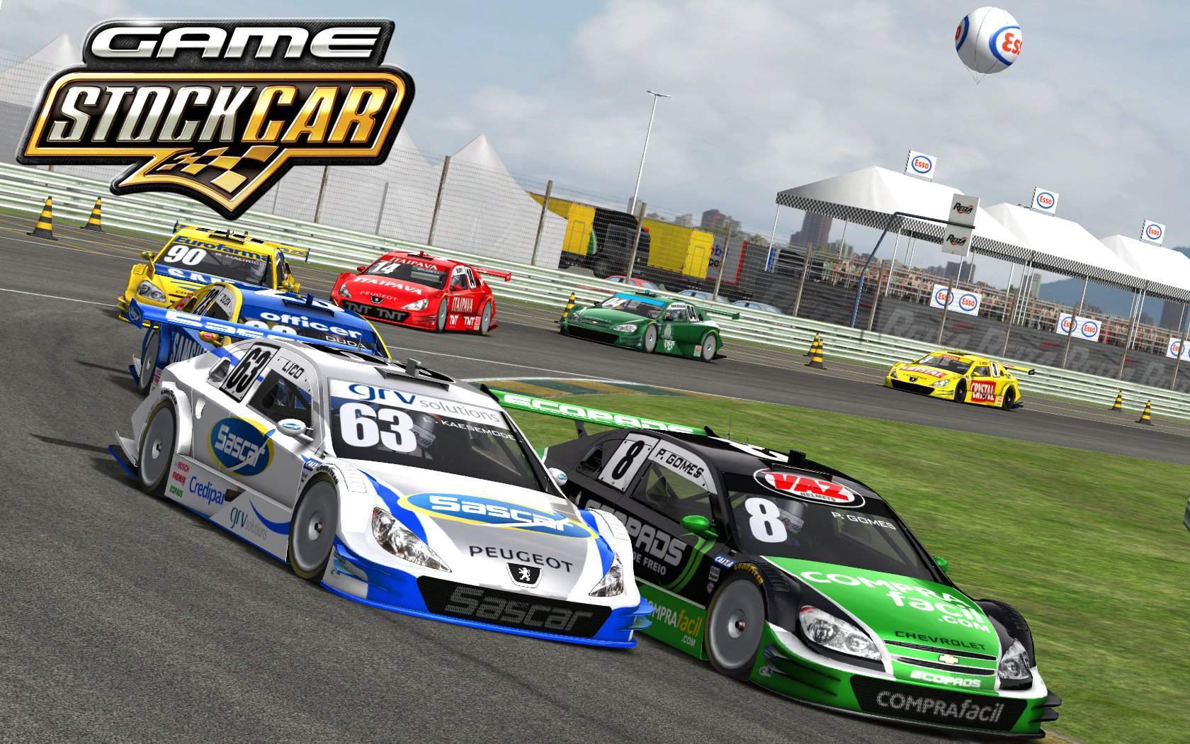 Game stock car by reiza studios ten new previews for Stock car a couture 2015