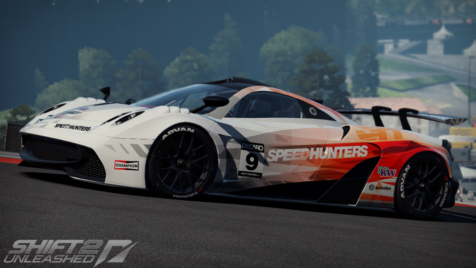 Need For Speed Shift 2 Speedhunters Dlc Pack Available