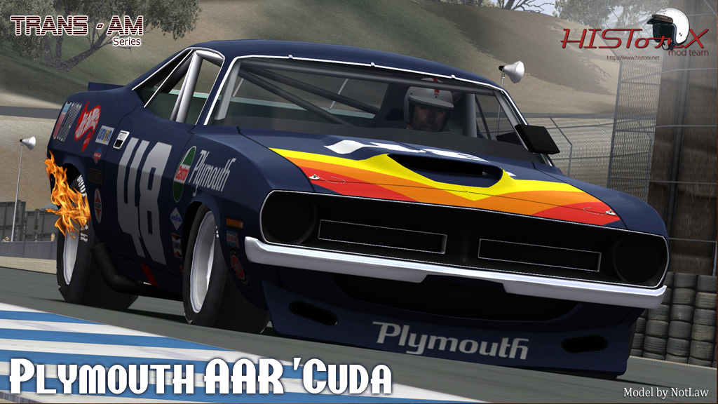 Historic GT & Touring Car 2.0 – New Trans-Am Previews ...