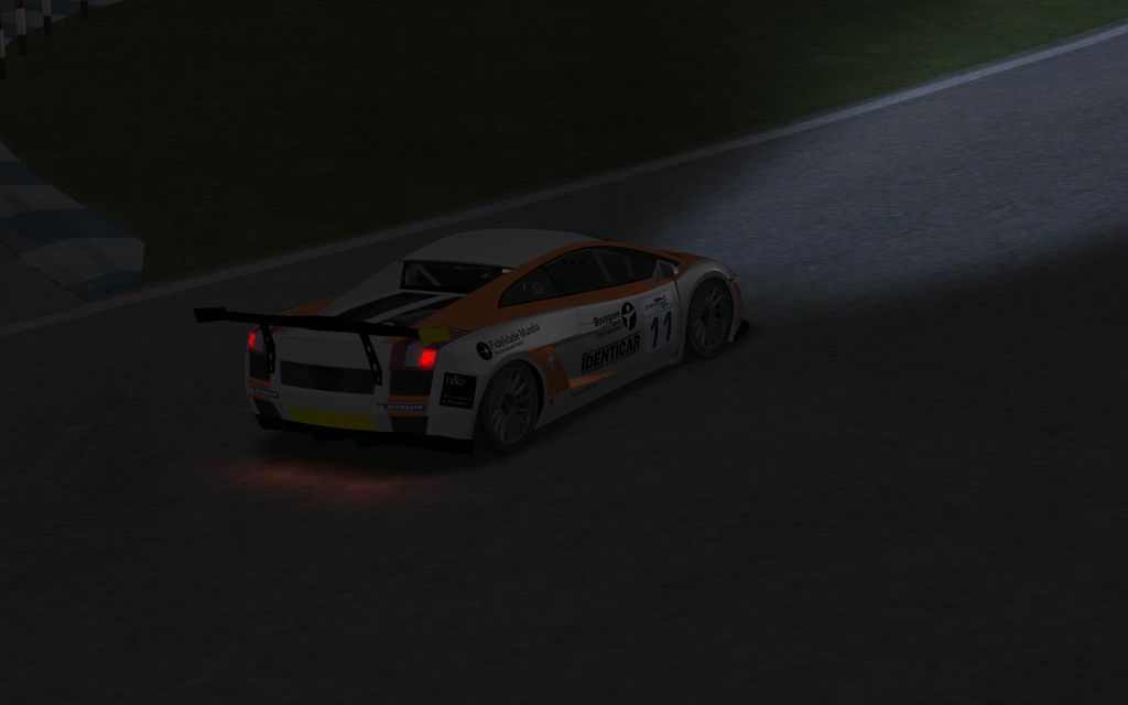 fia gt3 for rfactor lamborghini night previews sim racing news. Black Bedroom Furniture Sets. Home Design Ideas