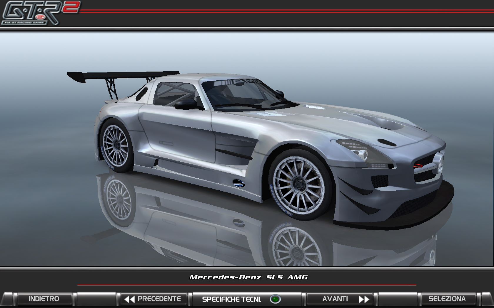 Project cars new mercedes amg gt3 previews virtualr sim racing - Sls_1