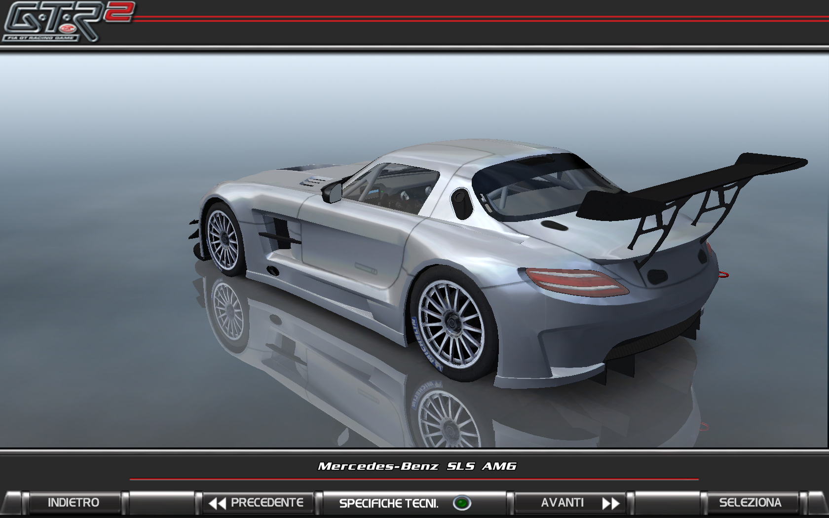 Project cars new mercedes amg gt3 previews virtualr sim racing - Sls_2