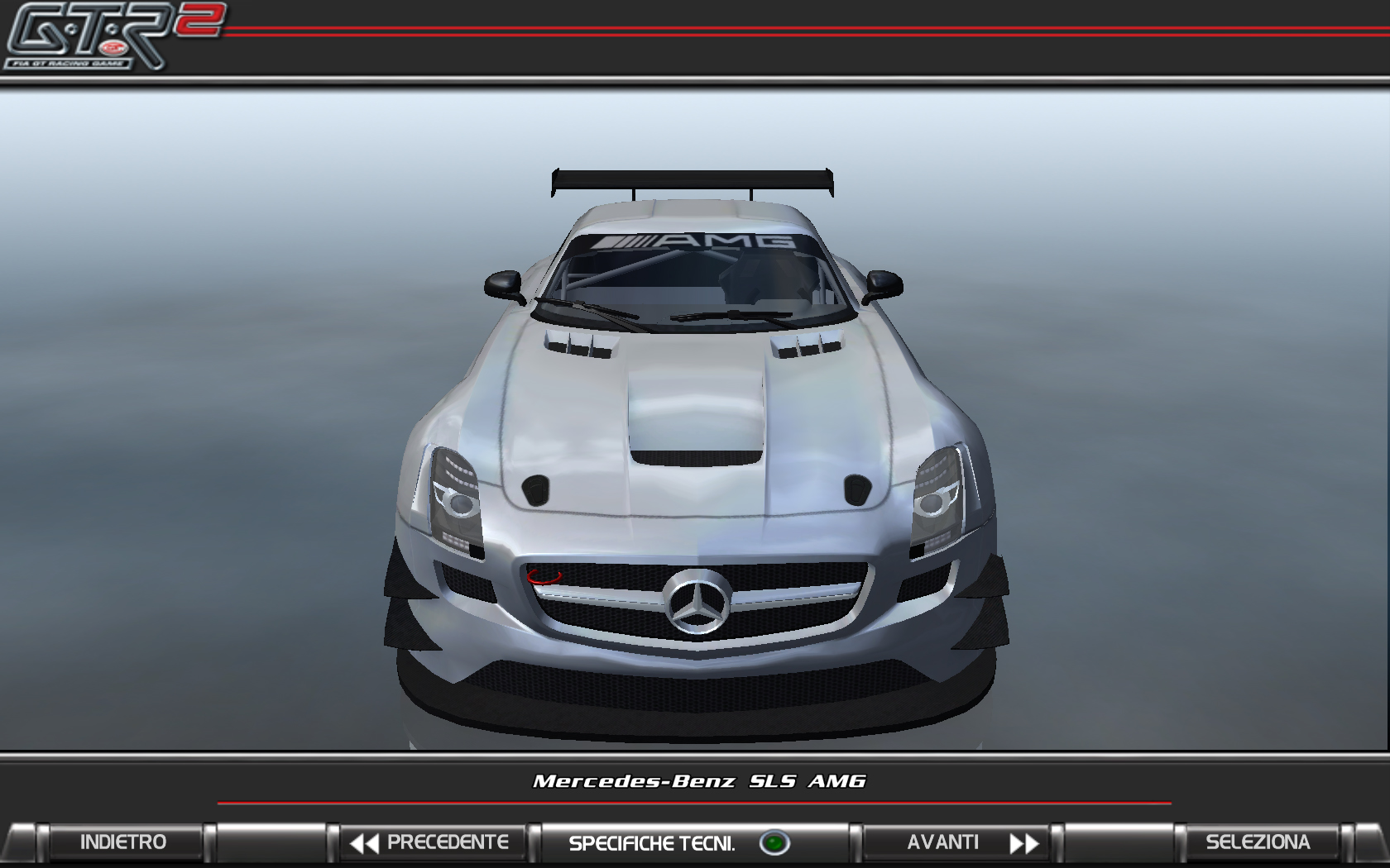 Project cars new mercedes amg gt3 previews virtualr sim racing - Sls_4