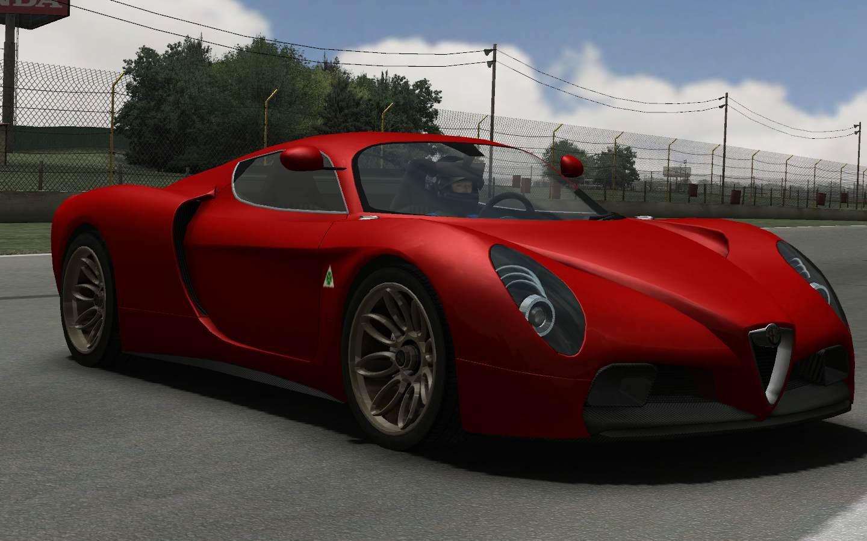 alfa romeo concept retrofutura 33 2 previews sim racing news. Black Bedroom Furniture Sets. Home Design Ideas