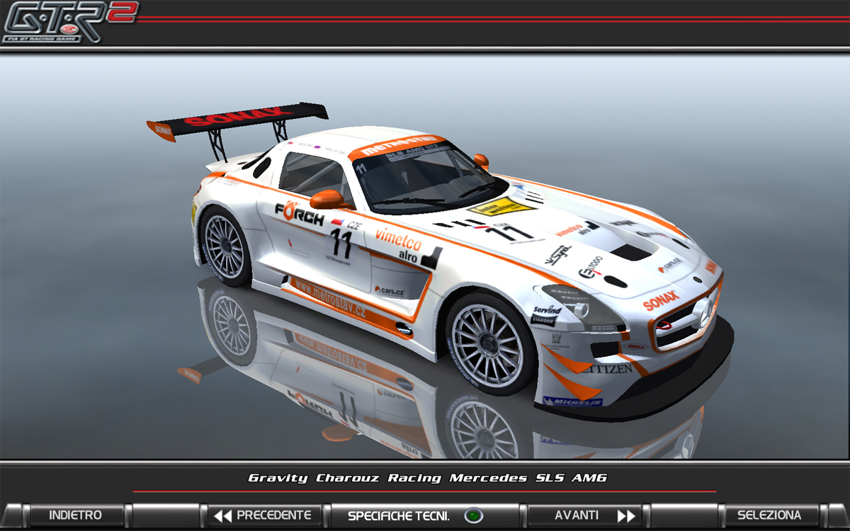 Project cars new mercedes amg gt3 previews virtualr sim racing - Gravity Charouz Racing