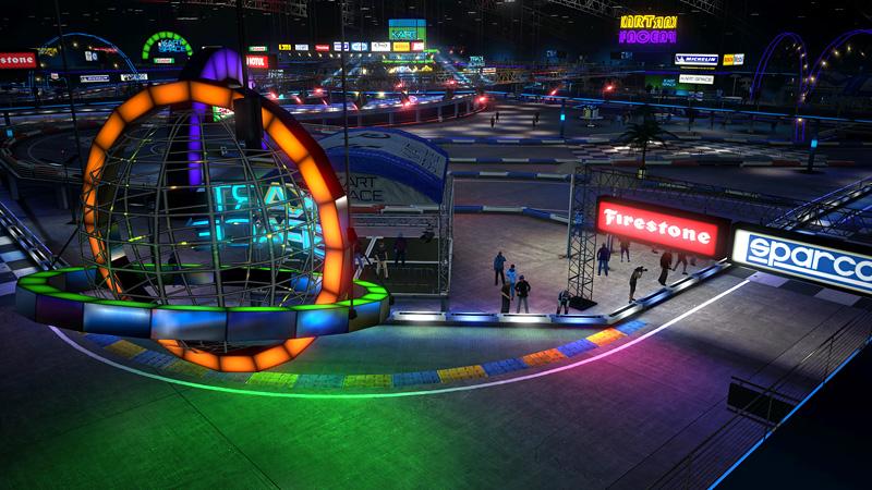 Gran Turismo Update Released DLC Announced VirtualR - Space track