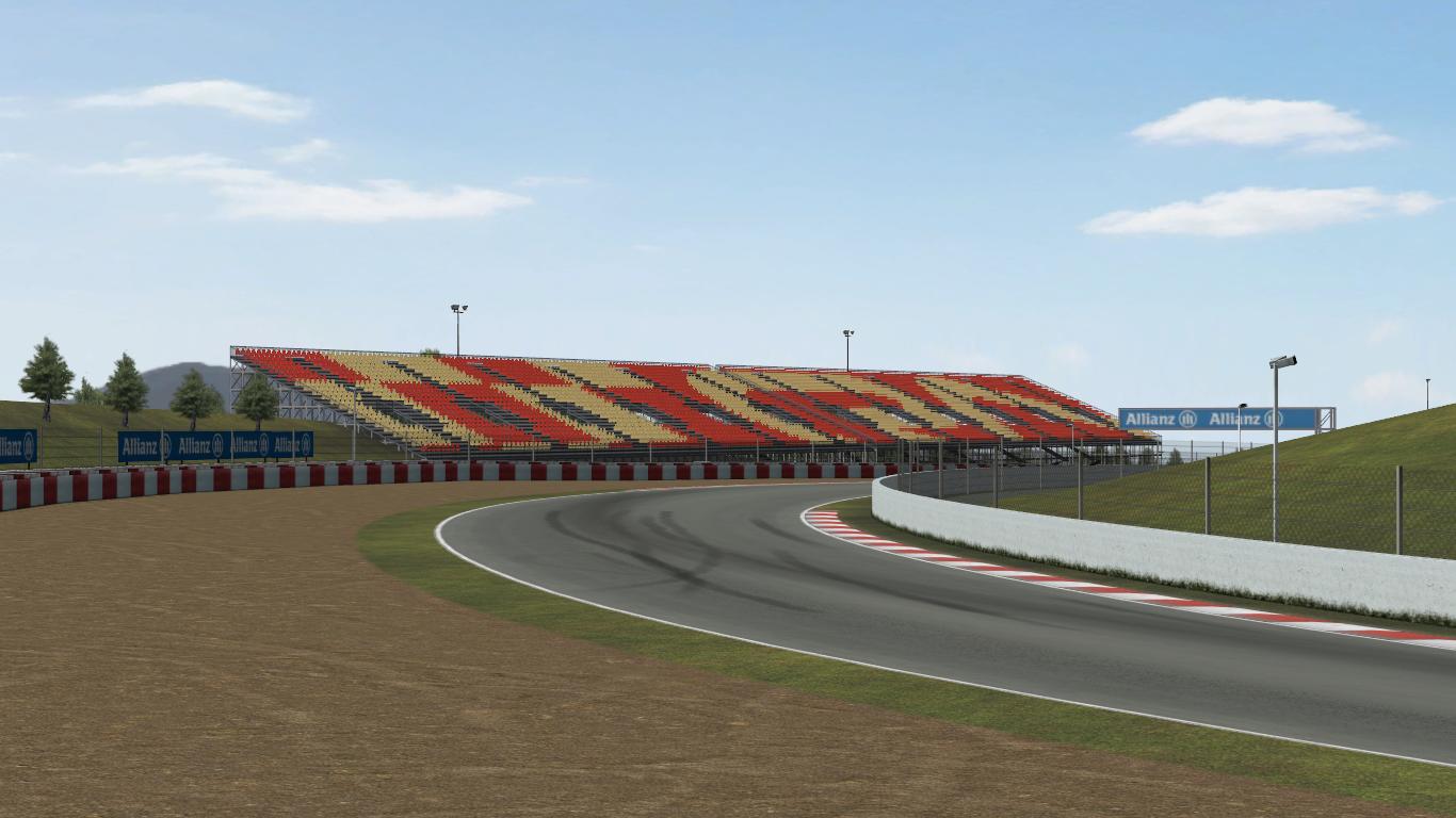 circuit de catalunya 2002 2010 1 0 released sim racing news. Black Bedroom Furniture Sets. Home Design Ideas
