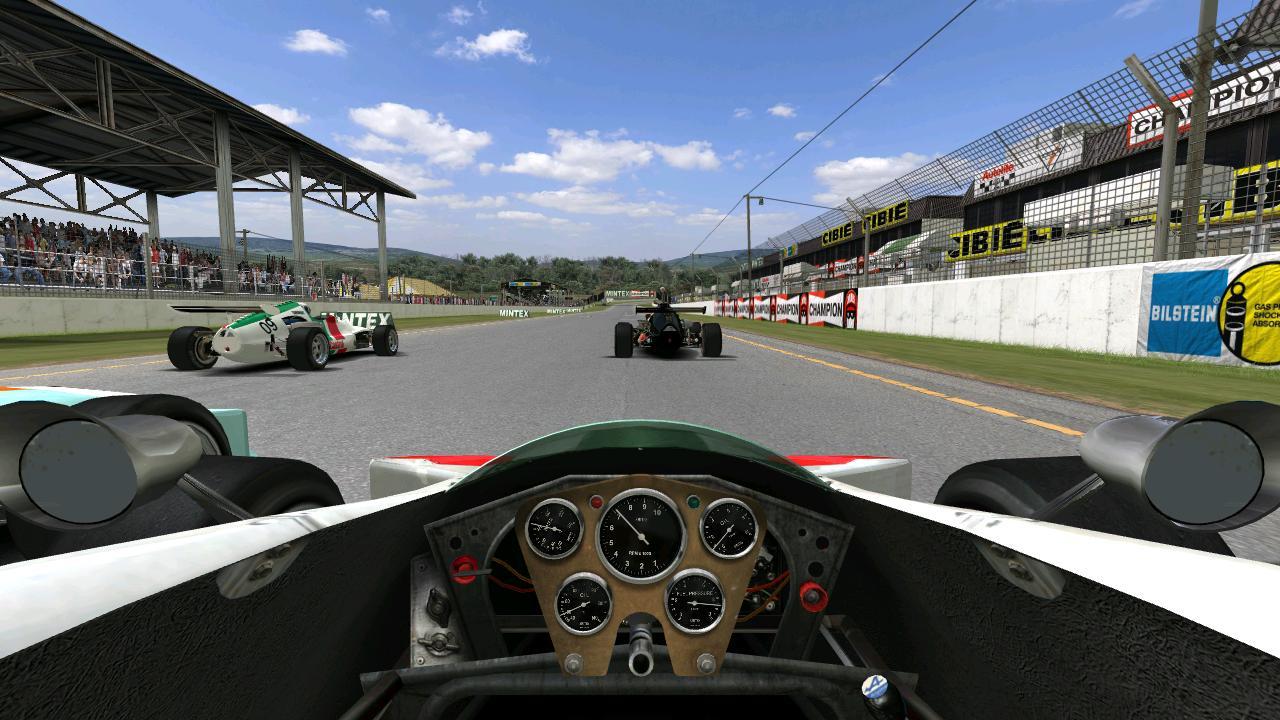 r factor racing