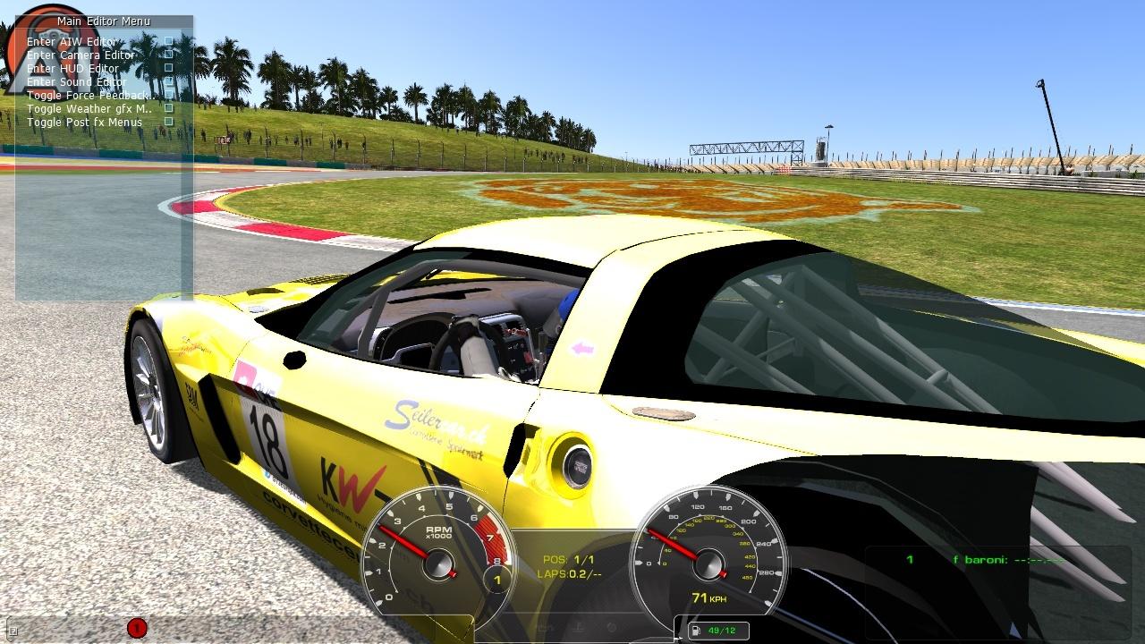 rFactor 2- FIA GT3 by Apex Modding Team