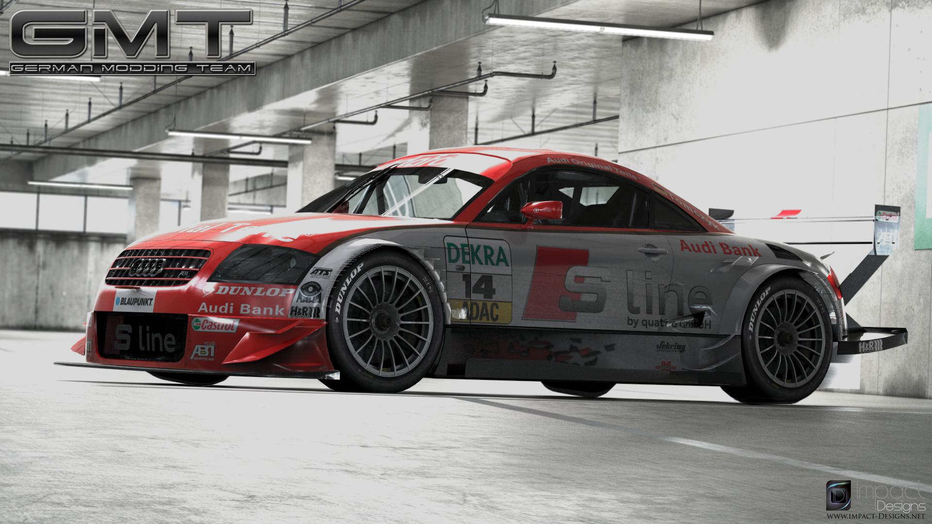 Audi TT-R DTM 2003 - New Renders