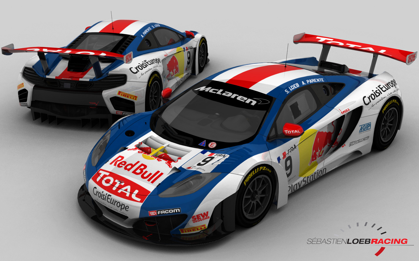 enduracers work for sebastien loeb racing renders sim racing news. Black Bedroom Furniture Sets. Home Design Ideas