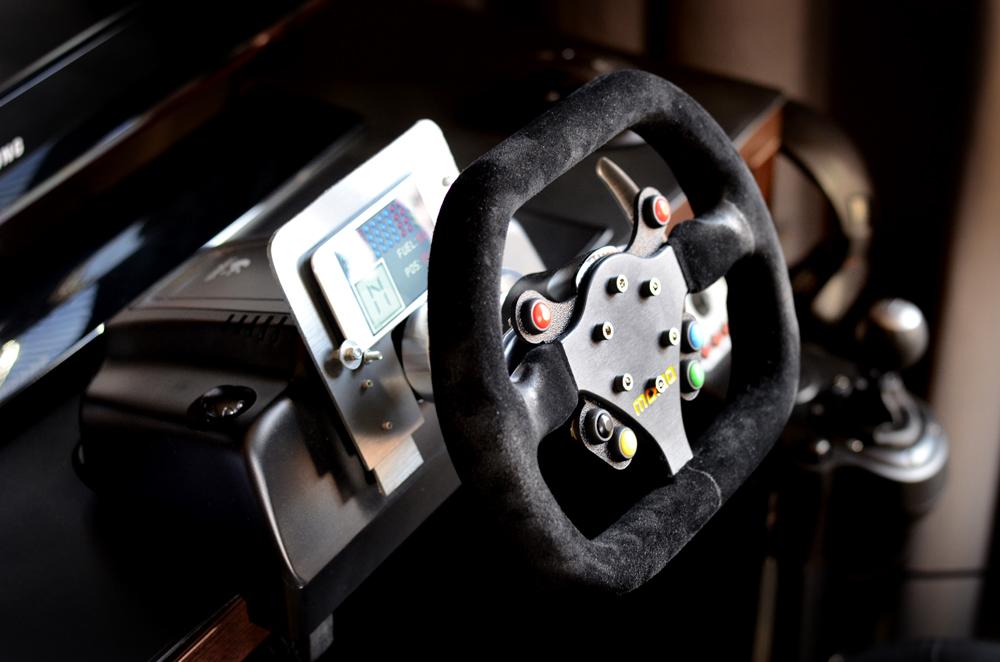Quick Release Mechanism for Logitech Wheels – VirtualR net – 100