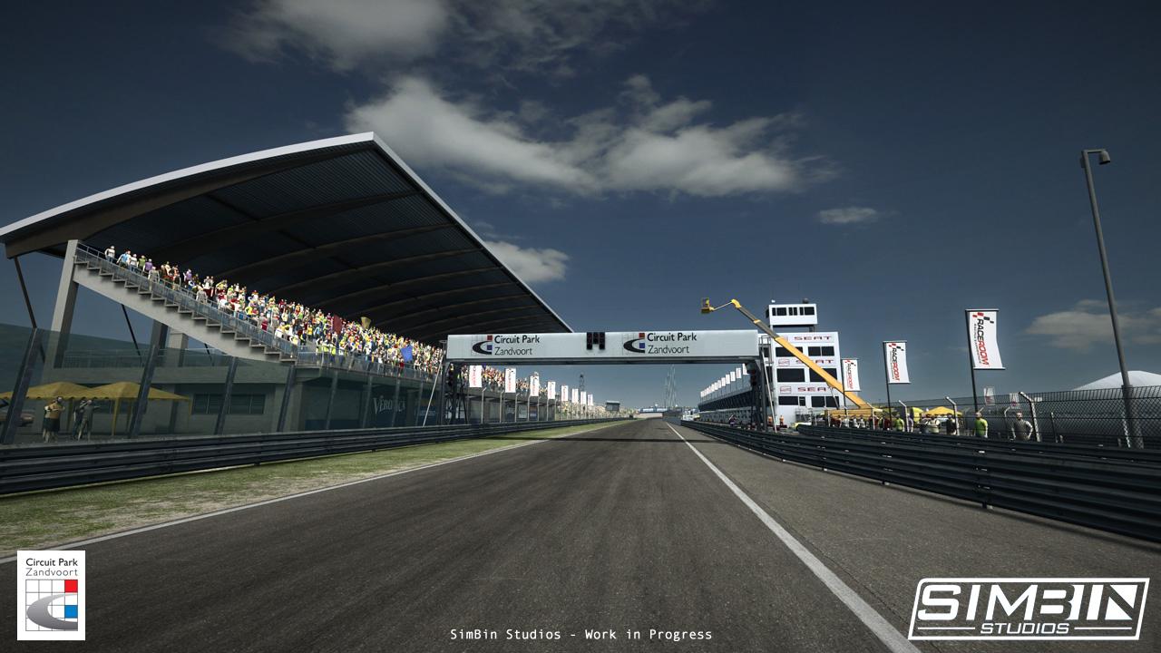 Simbin Announces Zandvoort Licensing Agreement Virtualr