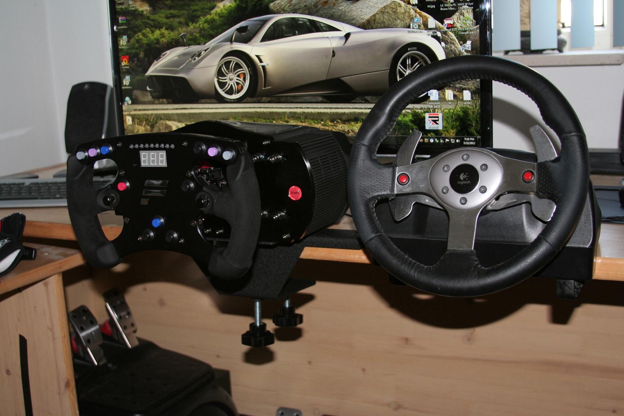Fanatec Clubsport Wheel First Video Review Virtualr