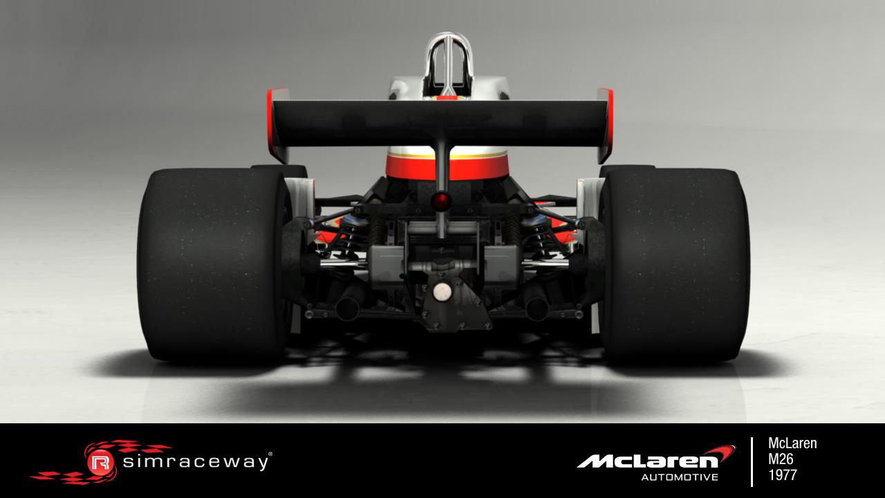 Mitsubishi Lancer Evolution >> SimRaceWay – Two More Mclaren F1 Cars – VirtualR.net – 100% Independent Sim Racing News