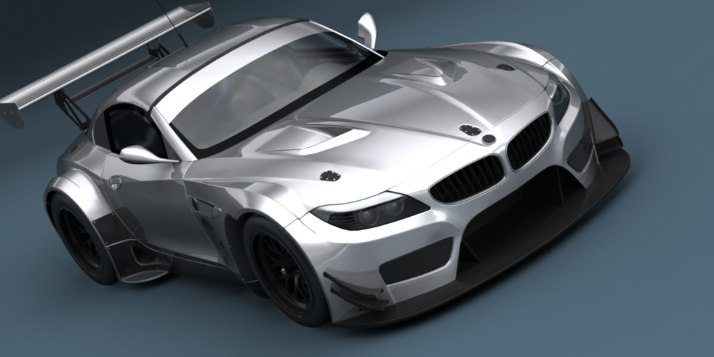 Project Cars New Bmw Z4 Gt3 Previews Virtualr Net