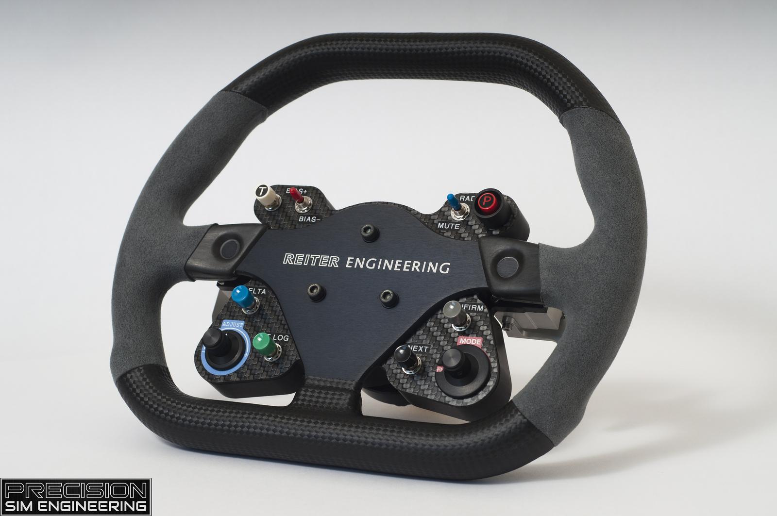precision sim engineering unveils gt wheels. Black Bedroom Furniture Sets. Home Design Ideas