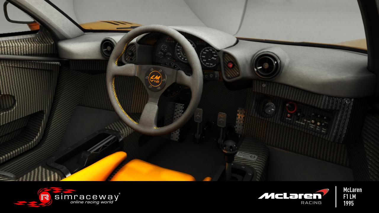 Simraceway Mclaren F1 Lm Now Available Virtualr Net