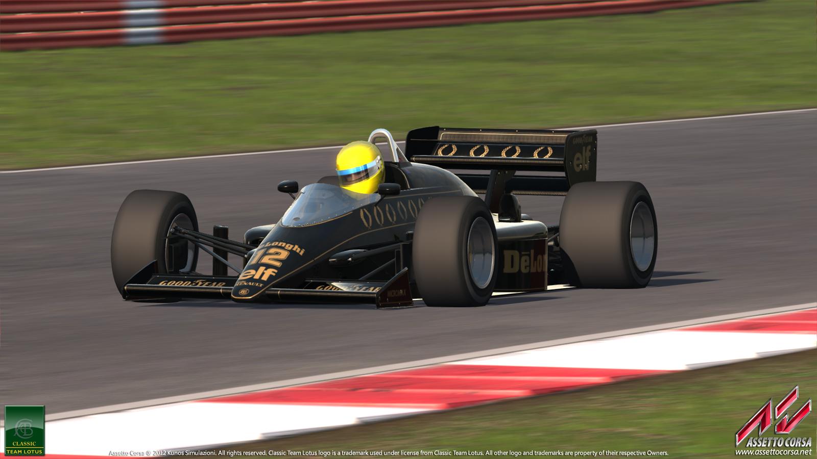 Assetto Corsa Lotus 98t Previews Virtualr Net Sim
