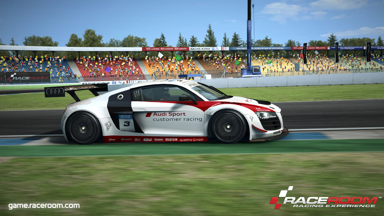 R3e Audi R8 Lms Ultra Licensed Virtualr Net Sim