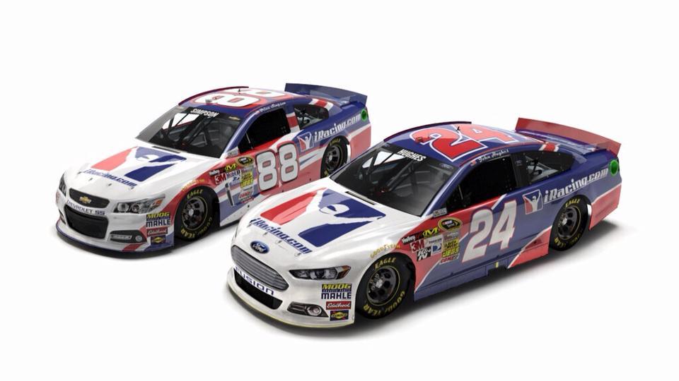 Toyota Of Everett >> iRacing.com – Gen6 Stock Cars Renders – VirtualR.net – 100 ...