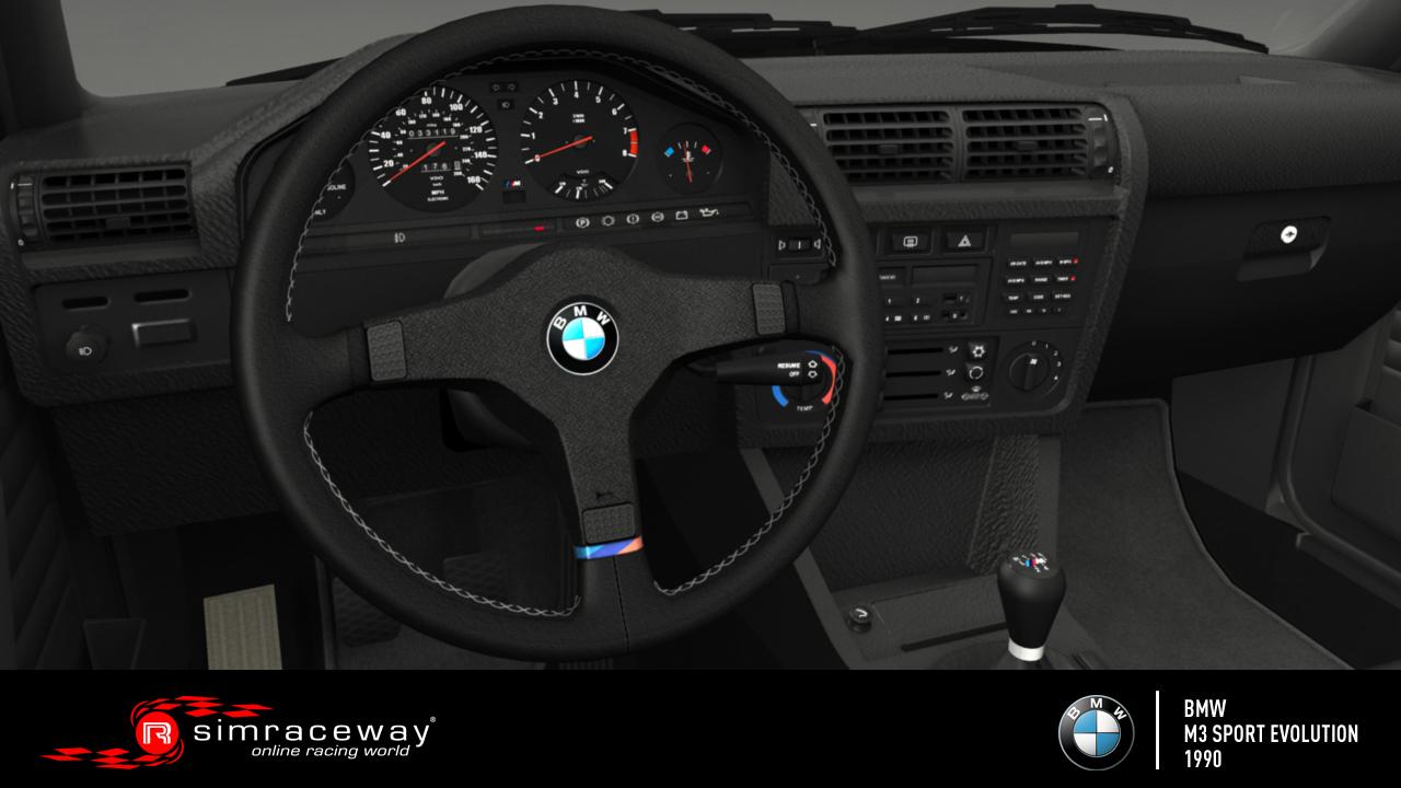 simraceway bmw m3 e30 sport evolution available sim racing news. Black Bedroom Furniture Sets. Home Design Ideas