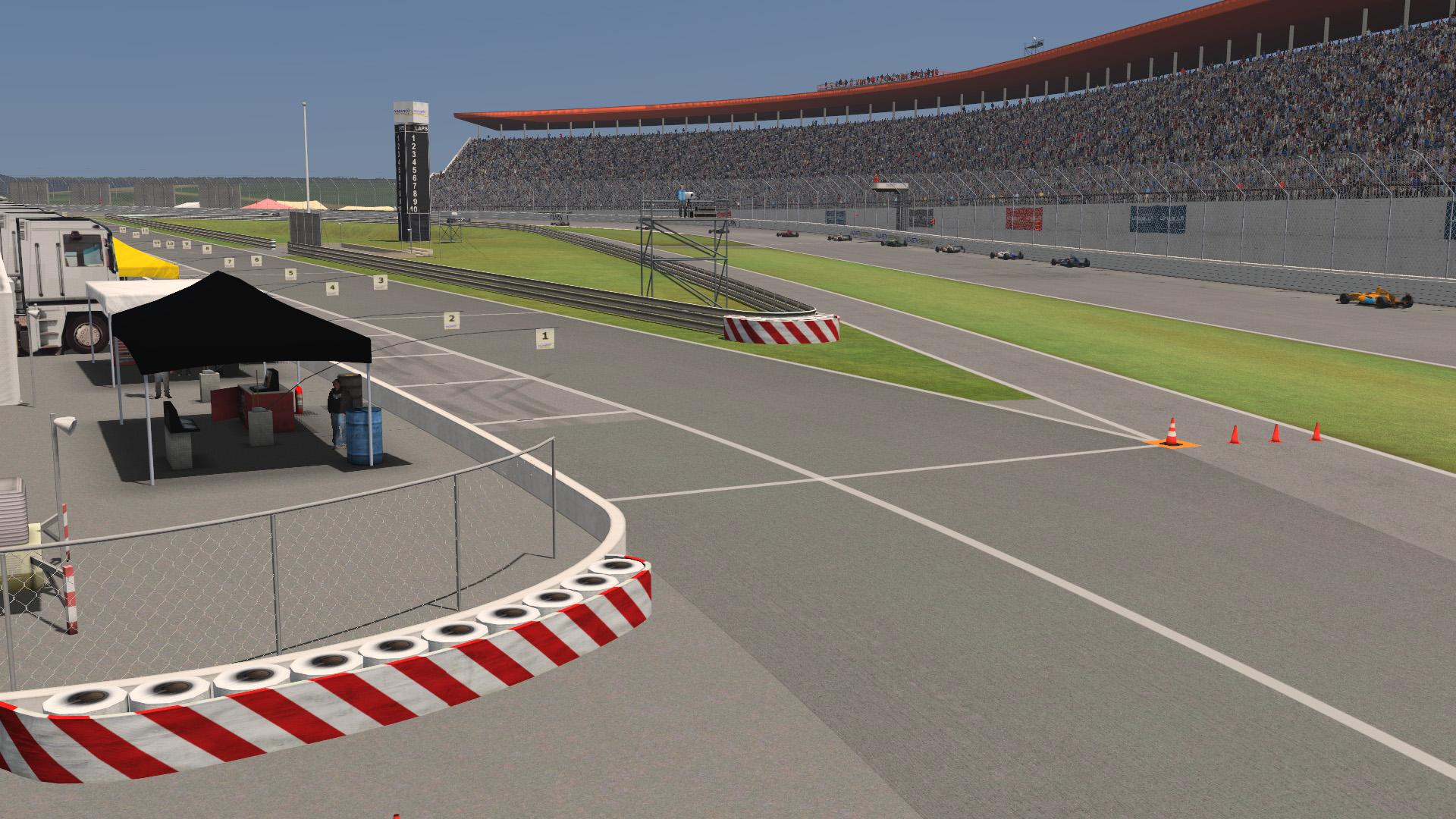 Nazareth Speedway for rFactor ...