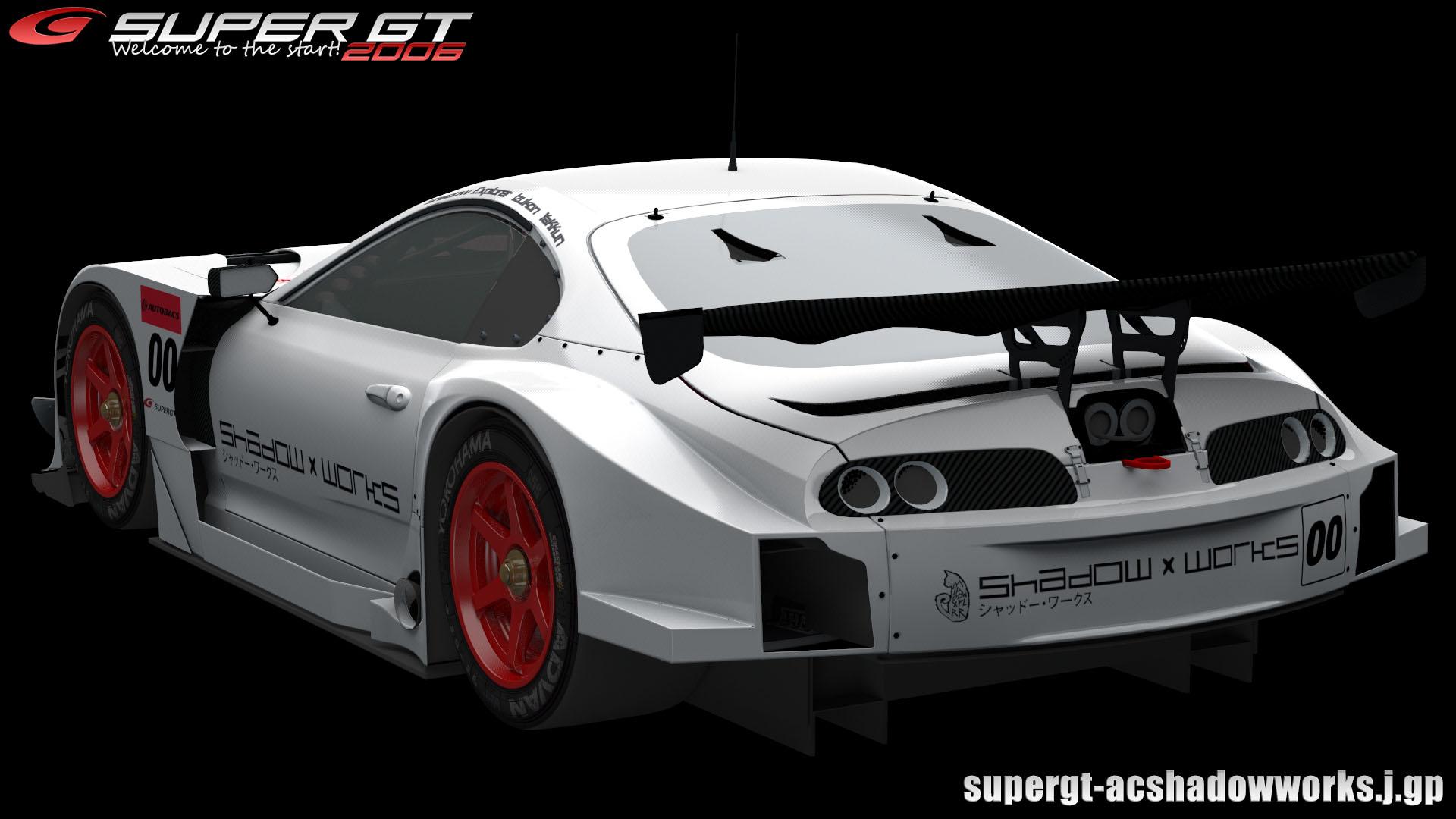 Super GT 2006 for Assetto Corsa – First Previews – VirtualR.net – 100% Independent Sim Racing News