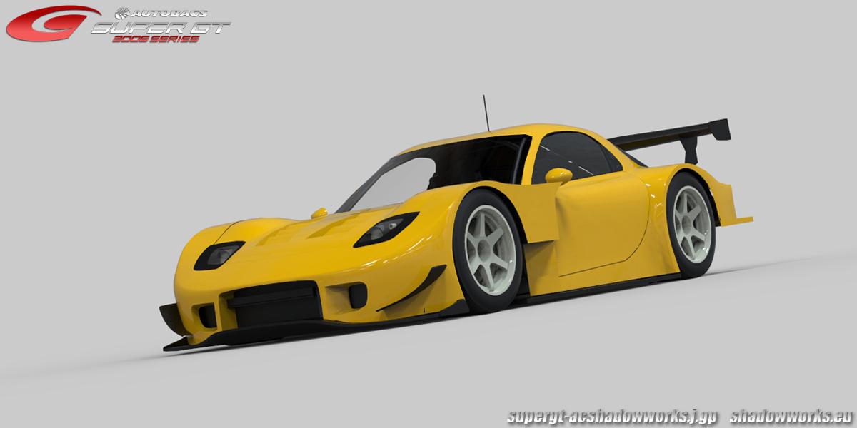 Super Gt 2006 For Assetto Corsa New Previews Virtualr