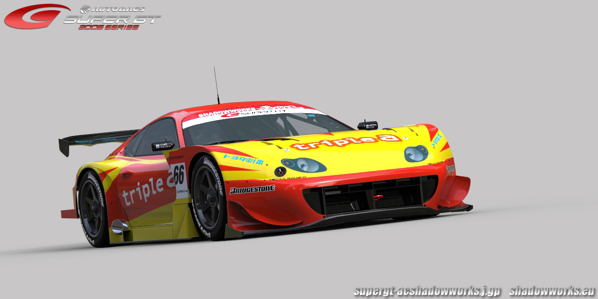 Super Gt 2006 For Assetto Corsa New Previews Virtualr Net Sim Racing News