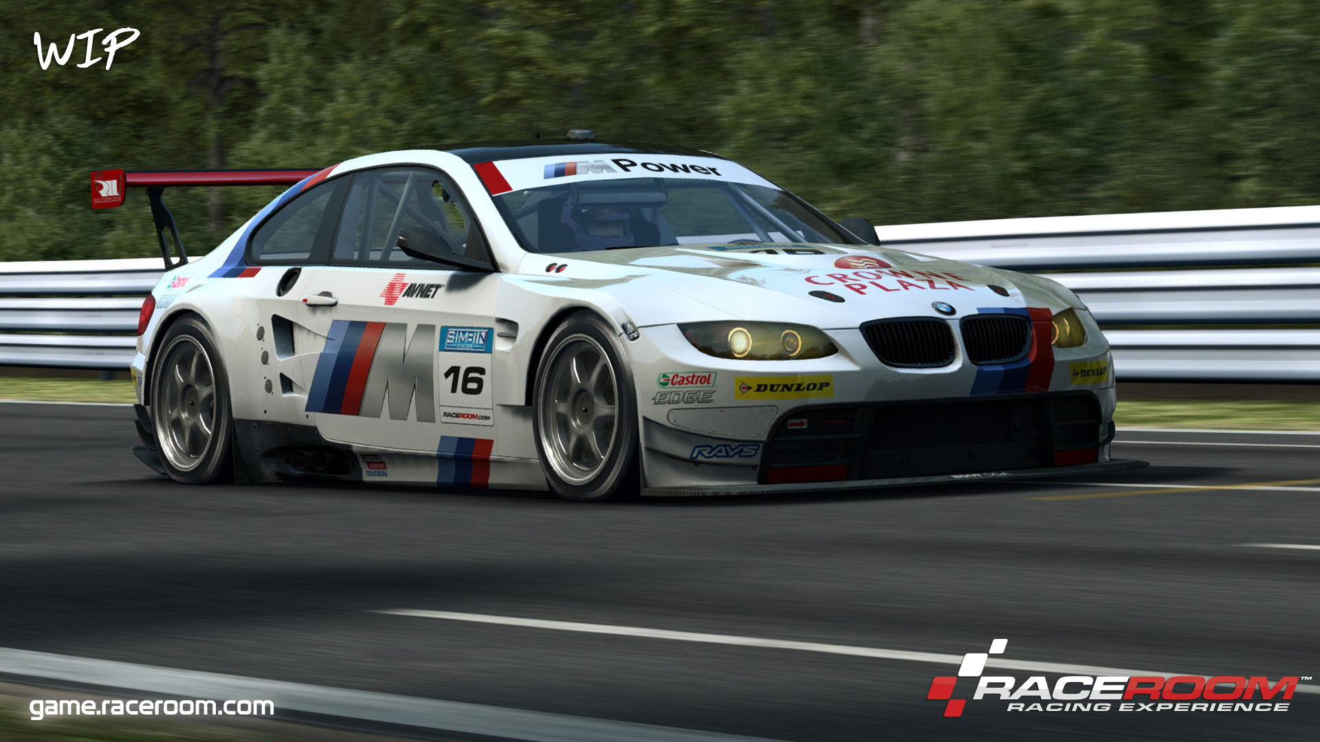 R3e Bmw E92 M3 Gt2 Announced Virtualr Net Sim Racing