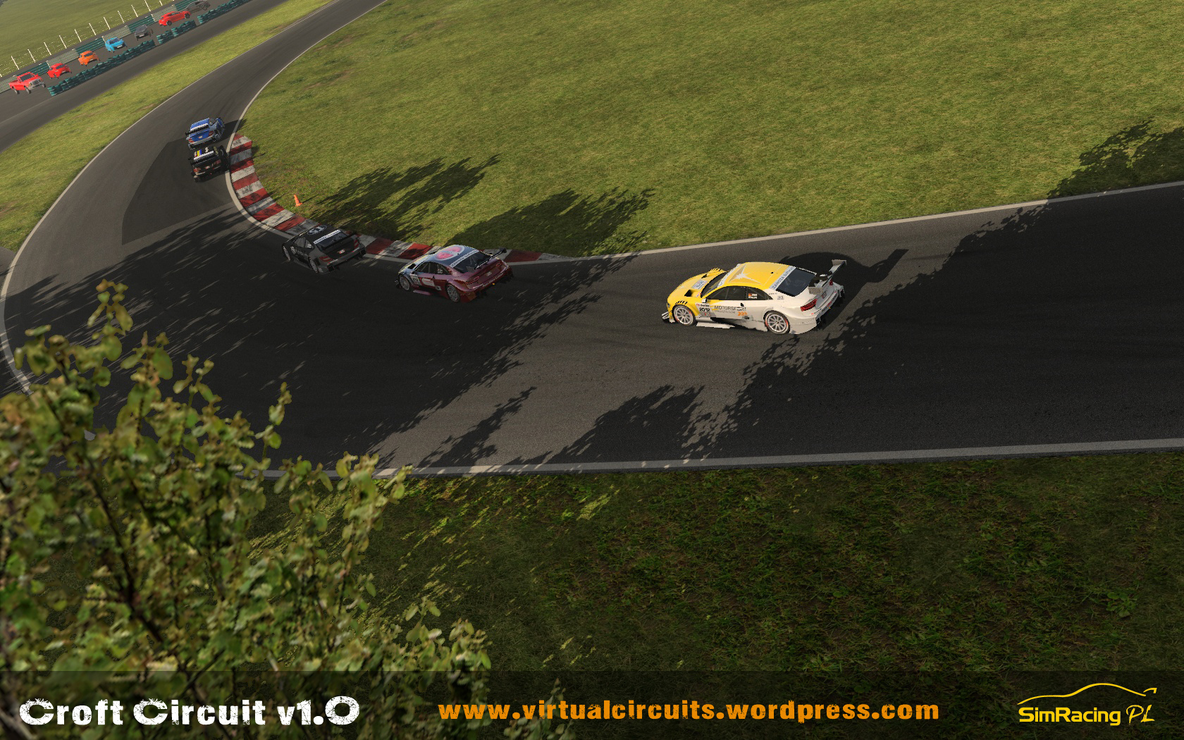 Croft 1 0 for rFactor 2 – Released – VirtualR net – 100% Independent
